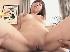 minami-kitagawa-shaved-asian-creampie-in-pov