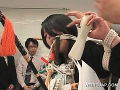 appealing-asian-office-babe-gets-sexually-teased-at-work