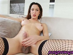 ts-ana-hickiman-fucks-herself-with-a-metal-dildo