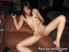 Asian Teen Gfs Love Cum!