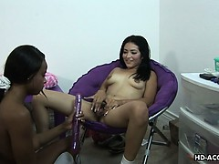 latina-bangs-her-ebony-girlfriend-with-strapon