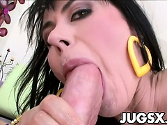 Busty Eva Karera gets her anus banged
