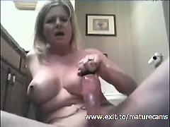 45-years-blonde-milf-evelyn-at-home