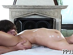 hot-fucking-after-oil-massage