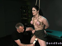 bdsm-brunette-babe-with-ass-hook-fucking