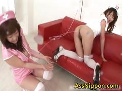 Arisa Aoyama Saki Asaoka Naughty Model Part2