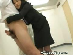 milf-mature-asian-teacher-sucks-cock