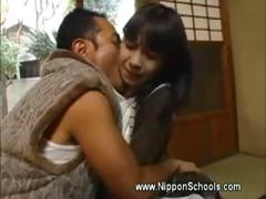 japanese-teen-carest-by-older-man
