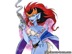 famous-demona-and-gargoyles-cartoon-orgy