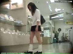 mini-skar-uniform-panties-exposed