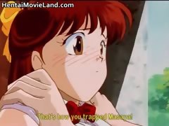 Hot Nasty Redhead Anime Babe Have Fun Part1