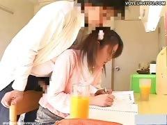 Teen Captured By Hidden Cam In Student Room