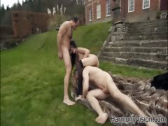 DP Orgasm
